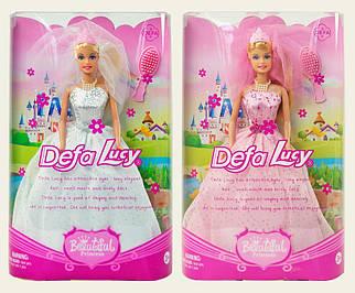 """Кукла """"Defa Lucy"""" 6091 невеста."""