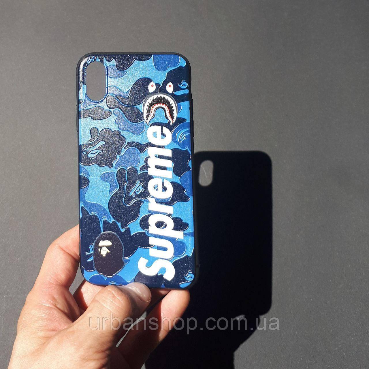 Чохол Iphone X Bape Apple