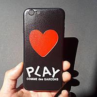 Чохол Iphone 6/6S Comme des Garcons Apple