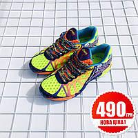 Взуття Asics Asics Gel Noosa Tri 9 Flash Yellow/Neon Purple/Navy 36, фото 1
