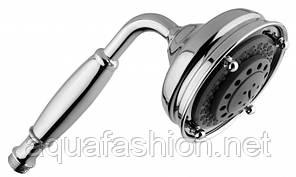 Ручний душ в стилі ретро 5 позицій Bugnatese 19381 хром