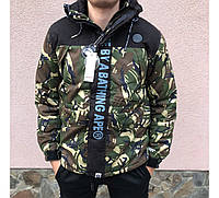 Парка Bape Camouflage - Winter M, фото 1