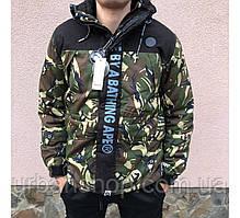 Парка Bape Camouflage - Winter M