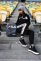 Спортивний костюм FILA Winter ХУДІ L, фото 1