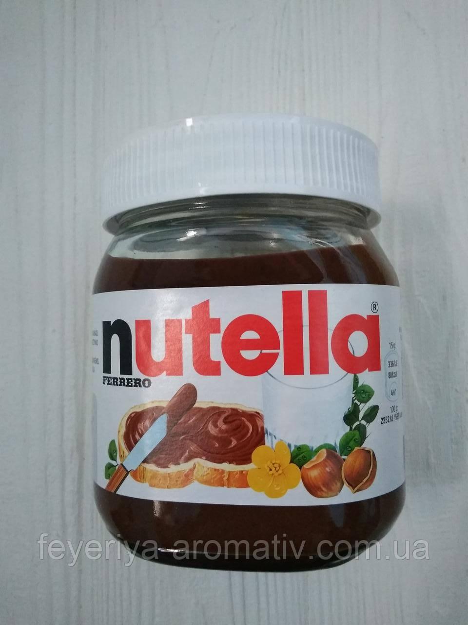Шоколадно - ореховая паста Nutella 350гр. (Германия)