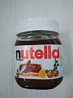 Шоколадно - ореховая паста Nutella 350гр.