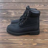 Взуття Timberland Classic Boot Black 4