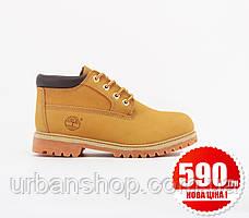 Взуття Timberland Classic Boots Mid Yellow 8