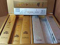 Сильвер фокс женский возбудитель плюс Шпанская мушка (Spanish Gold Fly + Silver Fox ) 6+6 штук