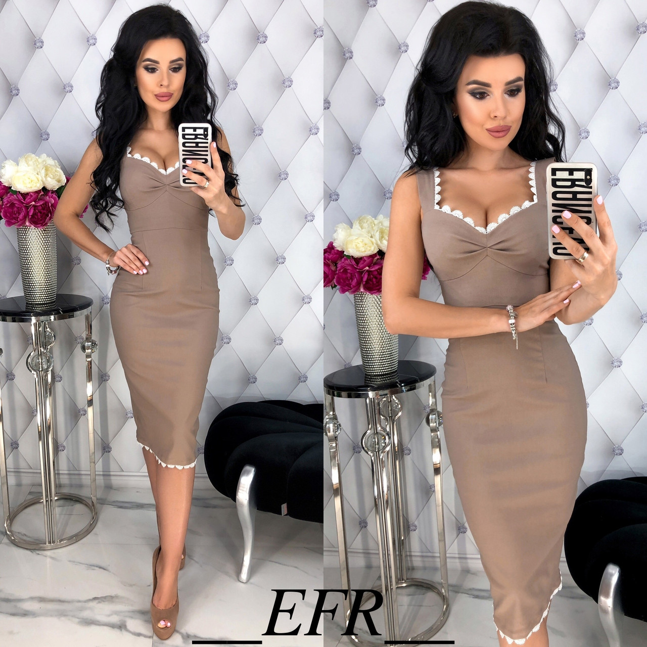 Платье женское 410фа