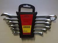 Ключи 35AT755 Atex комбинированные, 8-17 мм, набор 6 шт.