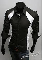 Модная рубашка мужская, фото 3