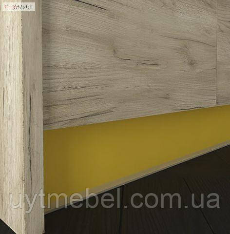 Шарлотта Цоколь 200-Ц жовтий (СОКМЕ)