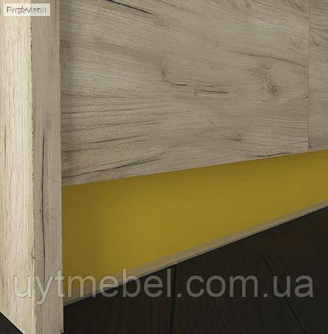 Шарлотта Цоколь КН 100х60-Ц жовтий (СОКМЕ)