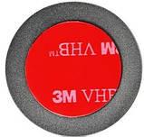 Держатель в авто Remax Metal Holder Sticker ternish (RM-C30-TARNISH) EAN/UPC: 6954851279211, фото 2