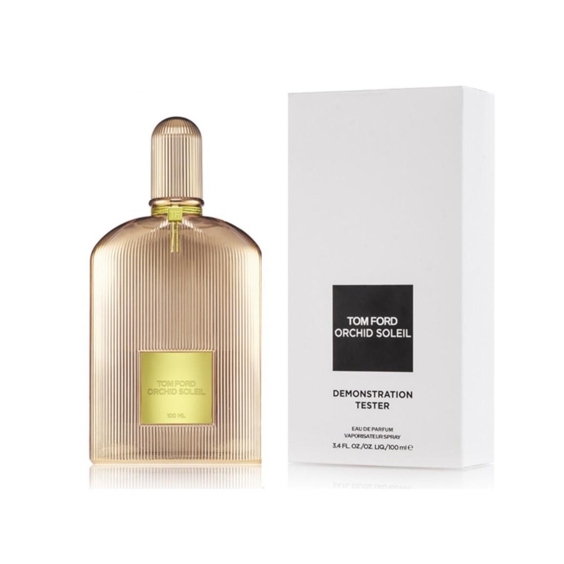 Женские духи ТЕСТЕР TOM FORD Orchid Soleil 100ml парфюмированная вода, восточно-белоцветочный аромат ОРИГИНАЛ
