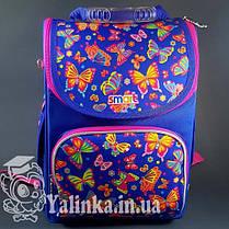 "Рюкзак школьный, каркасный PG-11 ""Butterfly dance""  Smart 555908, фото 2"