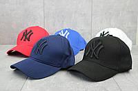 Кепка бейсболка в стиле New York Yankees Branson разные цвета