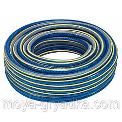 Шланг поливочний діаметром 1/2 30м синій