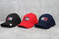 Кепка бейсболка в стиле Tommy Hilfiger разные цвета