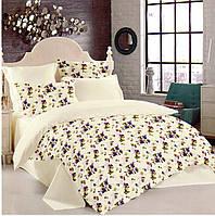 Комплект постельного белья ТЕП евро размер Вайлет