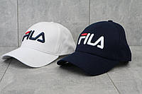 Кепка бейсболка в стиле Fila разные цвета