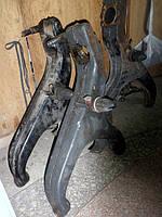 Подвеска задняя на Запорожец, ЗАЗ-968 и ЗАЗ-966. Рычаги задние «голые» и с сайлентблоками