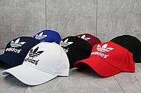 Кепка бейсболка в стиле Adidas разные цвета
