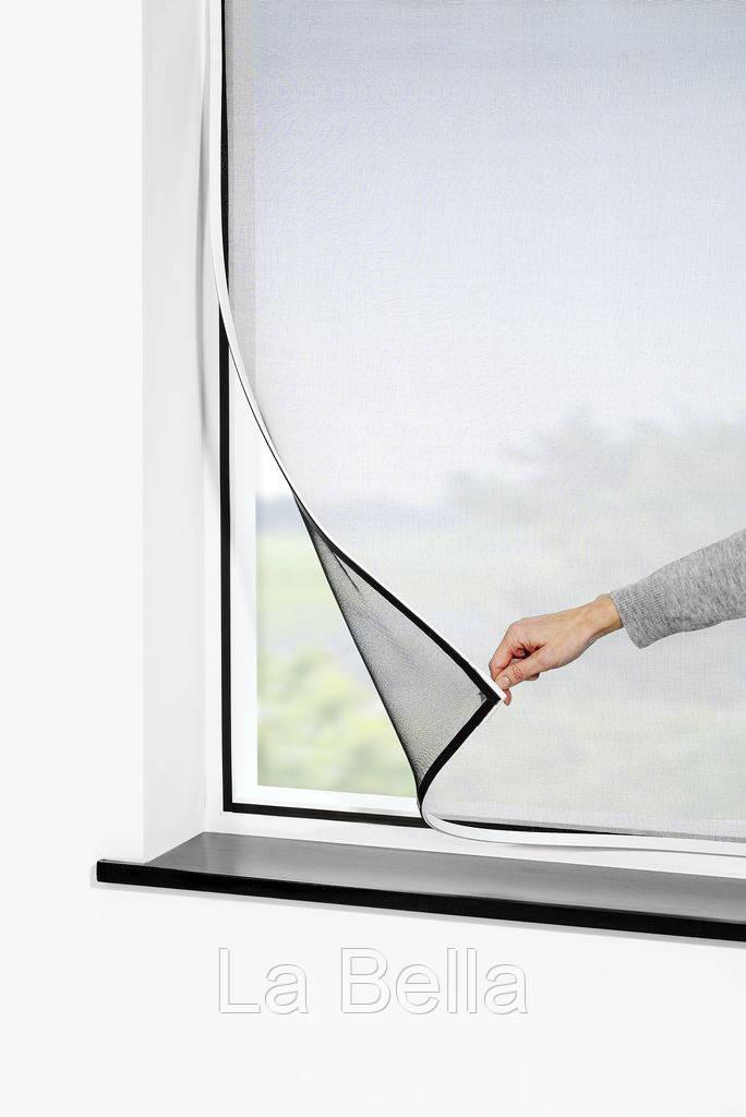 Сетка на окна от комаров 100х130 см