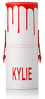 Набор кистей для макияжа в тубе Kylie Jenner (12 шт)