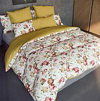 Комплект постельного белья ТЕП евро размер Скарлет