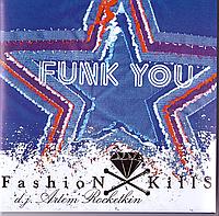 CD-диск DJ Artem Rocketkin: Funk You