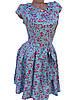 Приталенное платье с поясом, фото 3