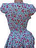 Приталенное платье с поясом 42, 44, фото 3