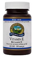 Витамин E (Vitamin E) 180 капс. - NSP