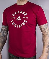 Турецкая футболка с надписью  Reebok, фото 1