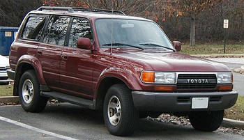 Toyota Land Cruiser / Lexus LX450 1990-1997 (J80)