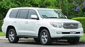 Toyota Land Cruiser 2008- (J200)