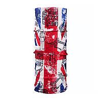 Бафф унисекс универсальный «Британия» с флагом Британии