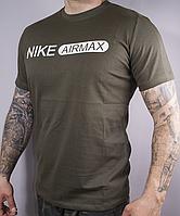 Турецкая футболка с надписью  Nike, фото 1