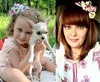 Очаровательные, милые и просто волшебные Наташенька и доченька Сашенька с нашим ободочком Тюльпаны