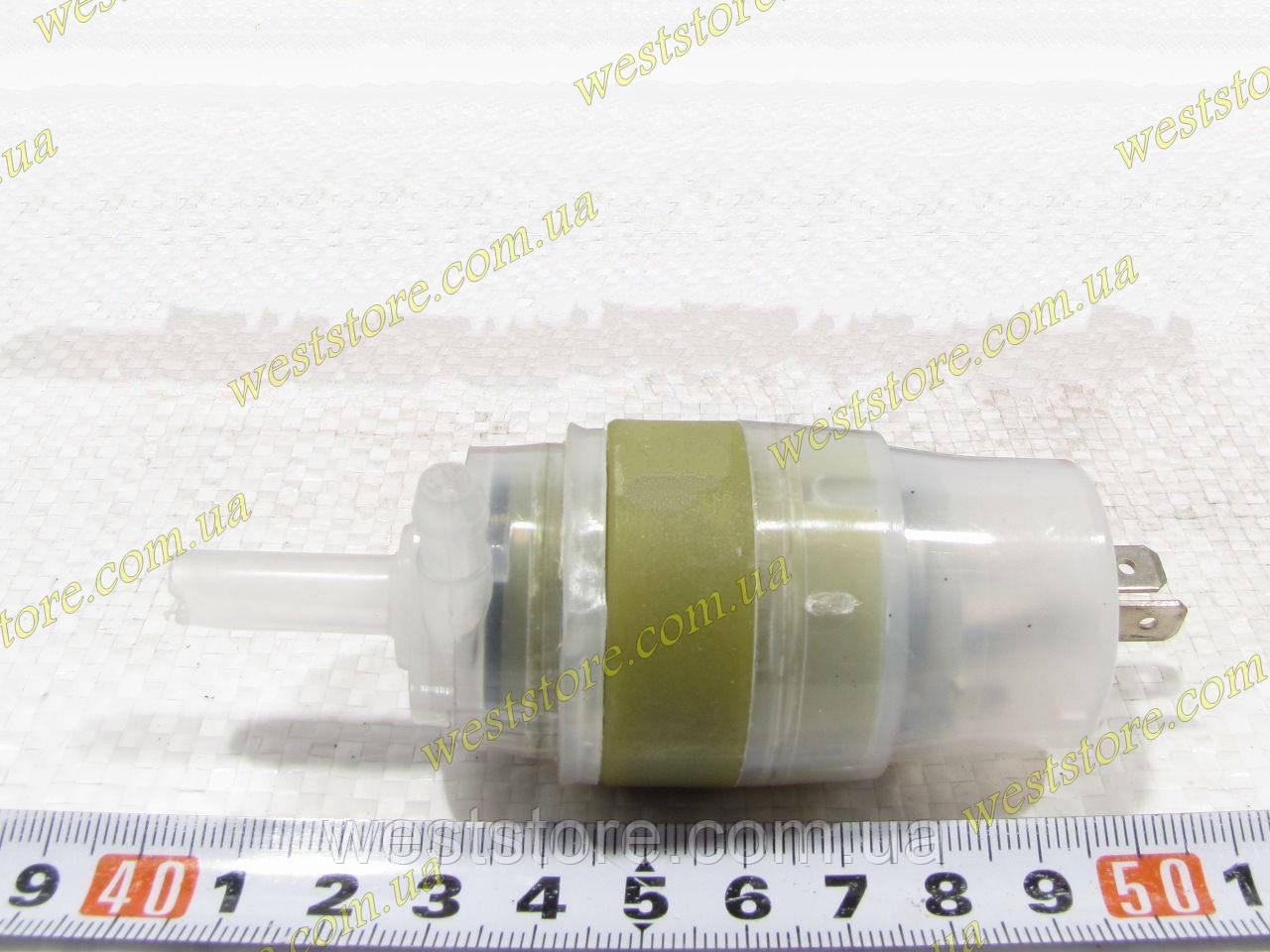 Мотор (насос) омывателя Ваз 2108 2101 2109 2110 новый образец