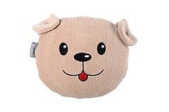 Подушка-грелка Пёсик с семечками льна ТМ Идея