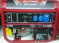 Stark 6500 HOBBY Генератор, 5.5 кВт, эл. стартер