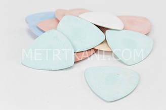 Мыло портновское треугольник цветной № МП-16