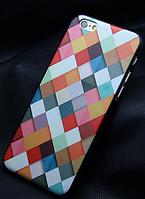 Чехол с ромбиками для Iphone 6 6S