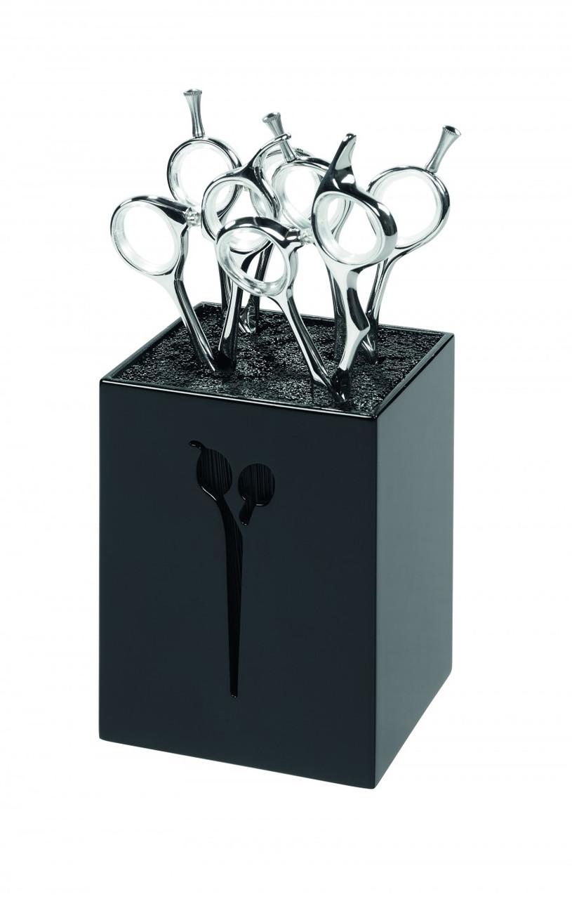 Подставка для инструментов, универсальная, черная