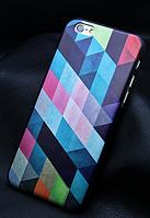 Чехол с косыми линиями для Iphone 6 6S