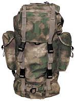 Рюкзак BW с рамой 65L, HDT-camo FG