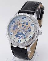 Мужские механические наручные часы скелетоны Слава, Созвездие